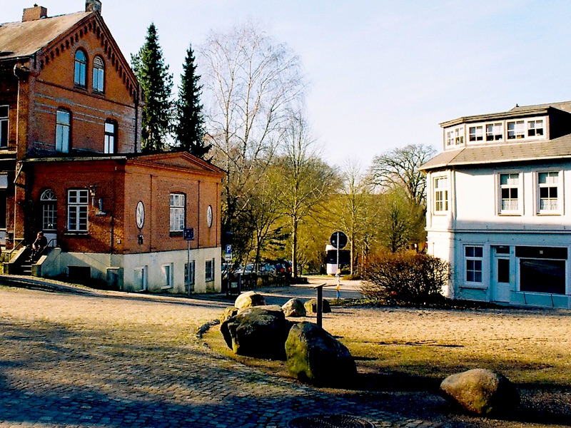 Alte Post in Bordesholm | © bordesholmer.land